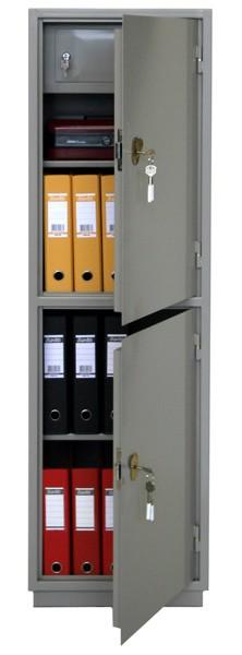 КБ-032Т Шкаф бухгалтерский с трейзером, 2 отделения