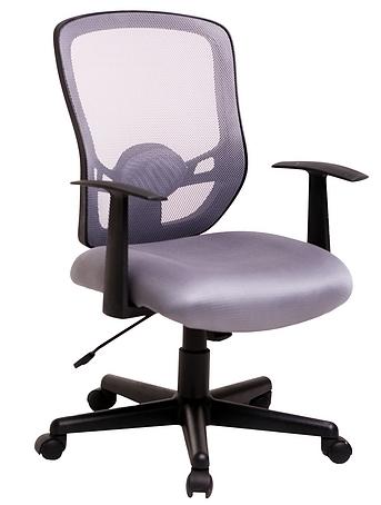 Кресло офисное College 420-1C-1 сетка серая