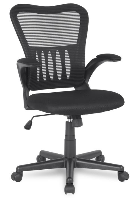 Кресло офисное College HLC-0658F сетка черная