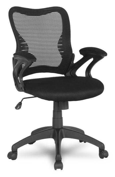 Кресло офисное College HLC-0758 сетка черная