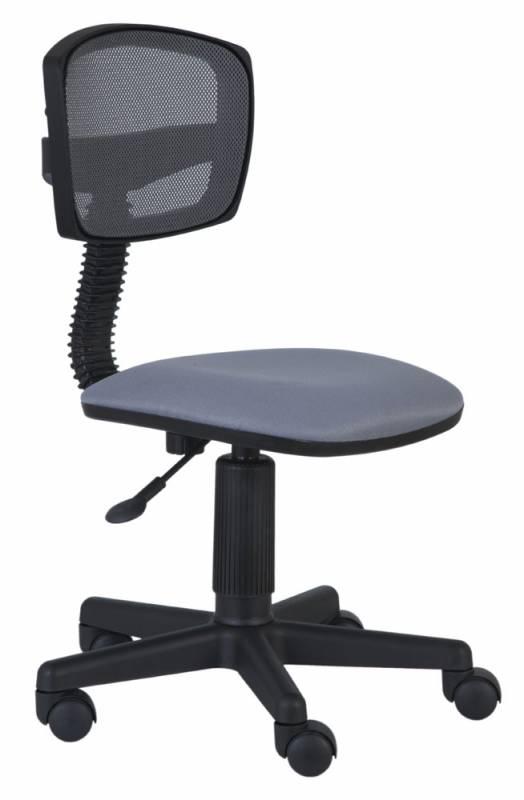 Кресло офисное CH-299 серая ткань + сетка