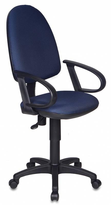 Кресло офисное CH-300AXSN ткань JP синяя