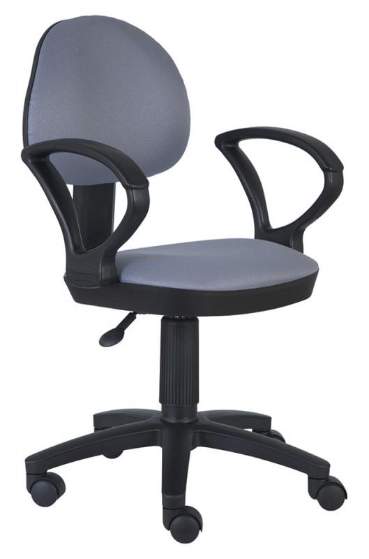 Кресло офисное CH-356AXSN серая ткань