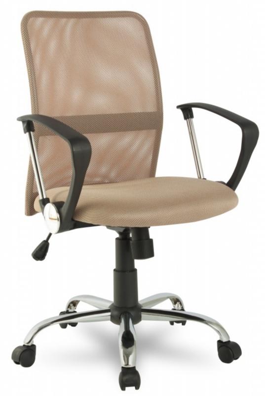Кресло офисное College H-8078F-5 сетка бежевая