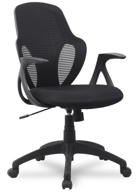Кресло офисное College H-8880F сетка черная