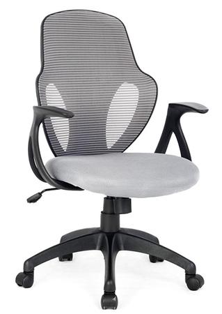 Кресло офисное College H-8880F сетка серая