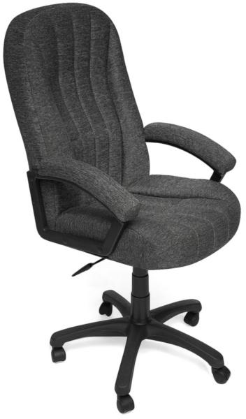 Кресло руководителя CH888, ткань серая