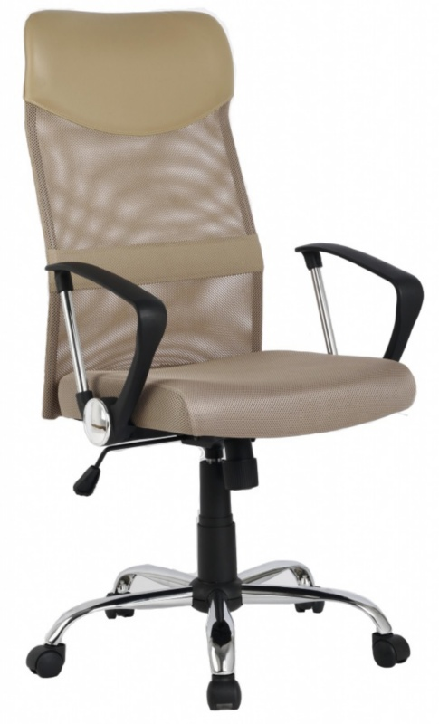 Кресло офисное College H-935L-2 сетка бежевая