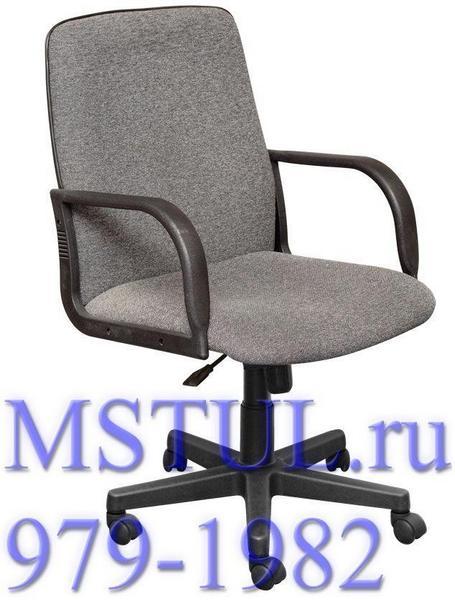 Кресло руководителя K01 ALFA Альфа текстиль пластик