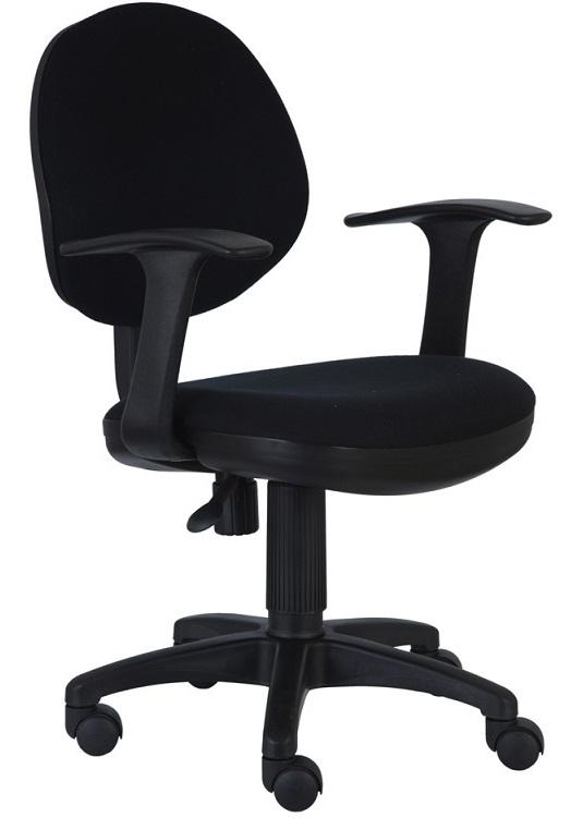 Кресло офисное CH-356AXSN черная ткань
