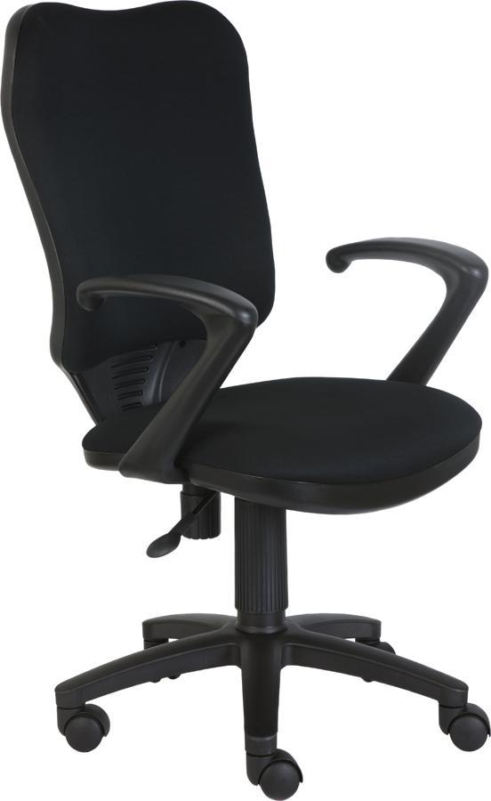 Кресло офисное CH-540AXSN черная ткань