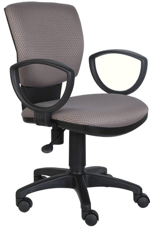 Кресло офисное CH-626AXSN серо-бежевый ромбик