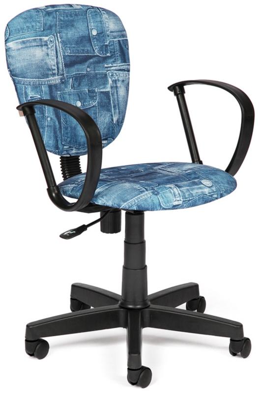 Tetchair Кресло СН413 ткань Джинса