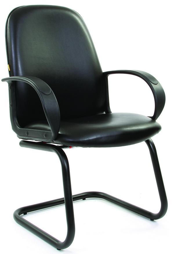 Кресло посетителя CH-279V кожзам, Chairman 279V