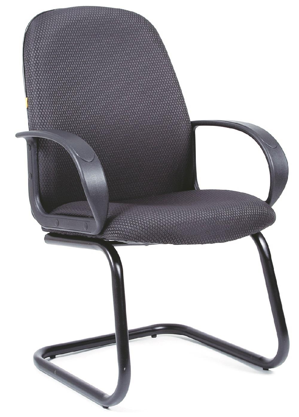 Кресло посетителя CH-279V ткань JP серый Chairman 279V
