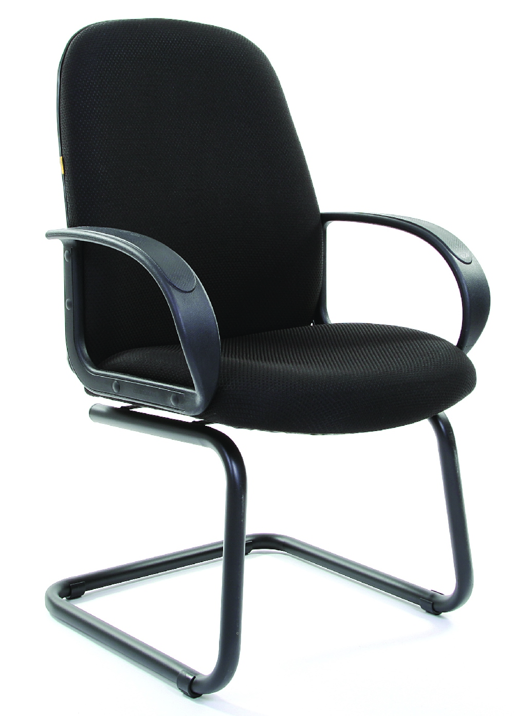 Кресло посетителя CH-279V ткань JP черный Chairman 279V