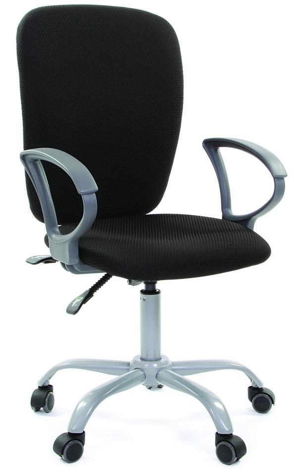 CH-9801 Кресло CHAIRMAN 9801 ткань черная JP15-2
