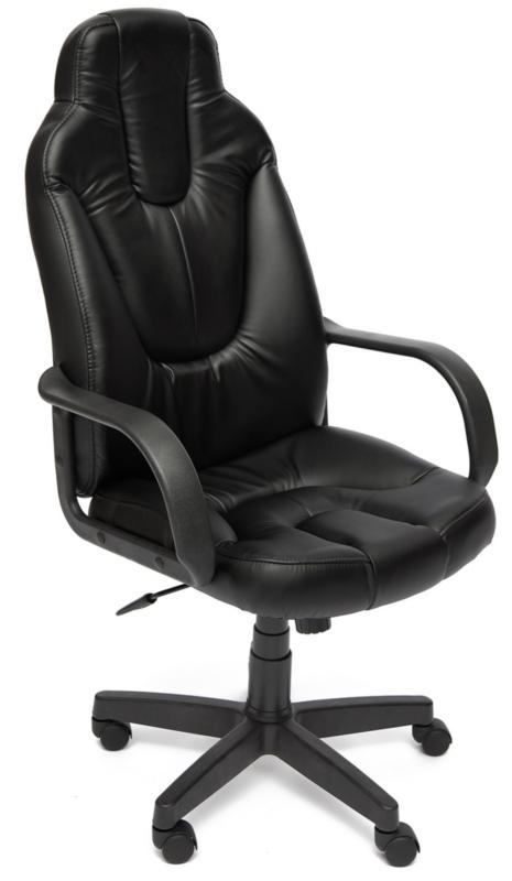 Кресло руководителя NEO1 Нео1 экокожа черная