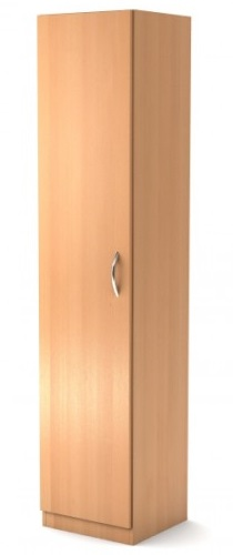 Шкаф узкий Simple Симпл легно светлый