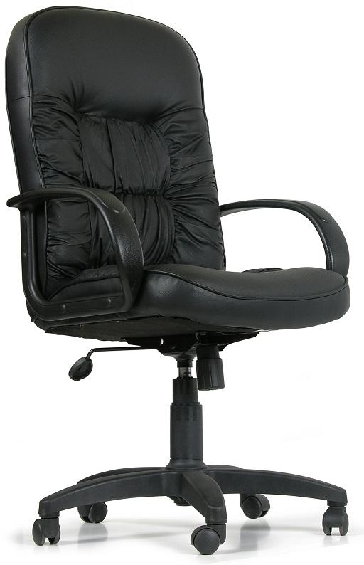 Кресло руководителя CH-416 кожа-сплит, Chairman 416