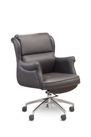 Кресло руководителя Consul (M) MY-6016 кожа