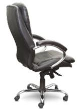 Кресло руководителя CH-251 Dacota Дакота кожа черная