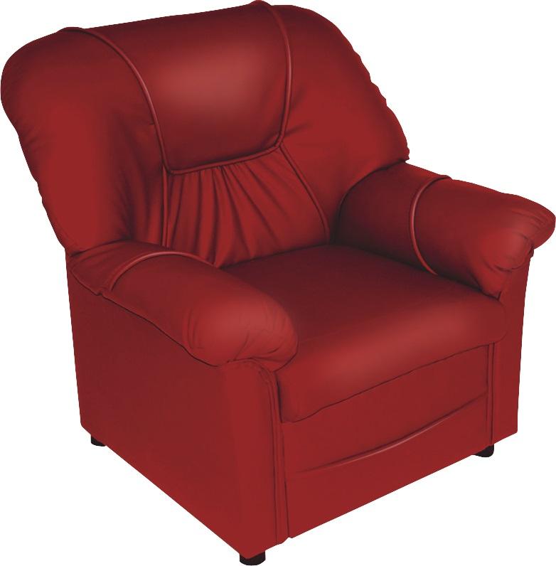 Кресло для отдыха Дельта искусственная кожа