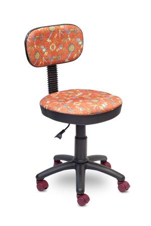 Кресло офисное Эрго, ткань детская расцветка
