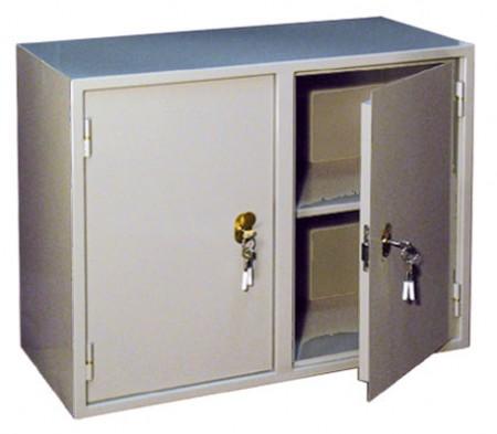 КБ-09 Шкаф бухгалтерский, двухсекционный