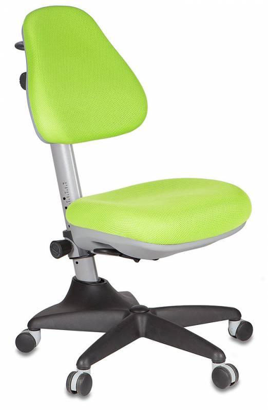 Кресло детское KD-2 ткань салатовая TW