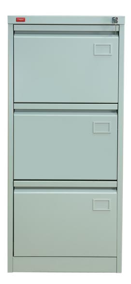 КР-3 Картотечный шкаф с 3-мя ящиками