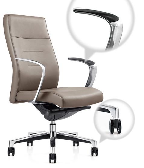 Кресло руководителя One(M) СH-263 кожа