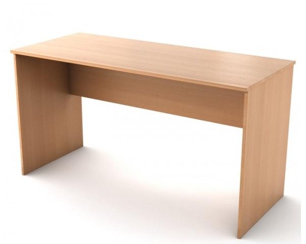 Стол письменный S-1400 Simple Симпл легно светлый