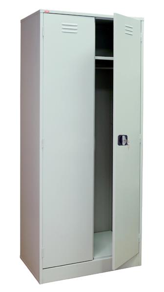 ШАМ-11.Р Шкаф для одежды металлический офисный