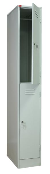 ШРМ-12 Шкаф для одежды металлический