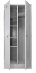 ШРМ-22У Шкаф для одежды металлический