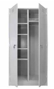 ШРМ-22/800У Шкаф для одежды металлический